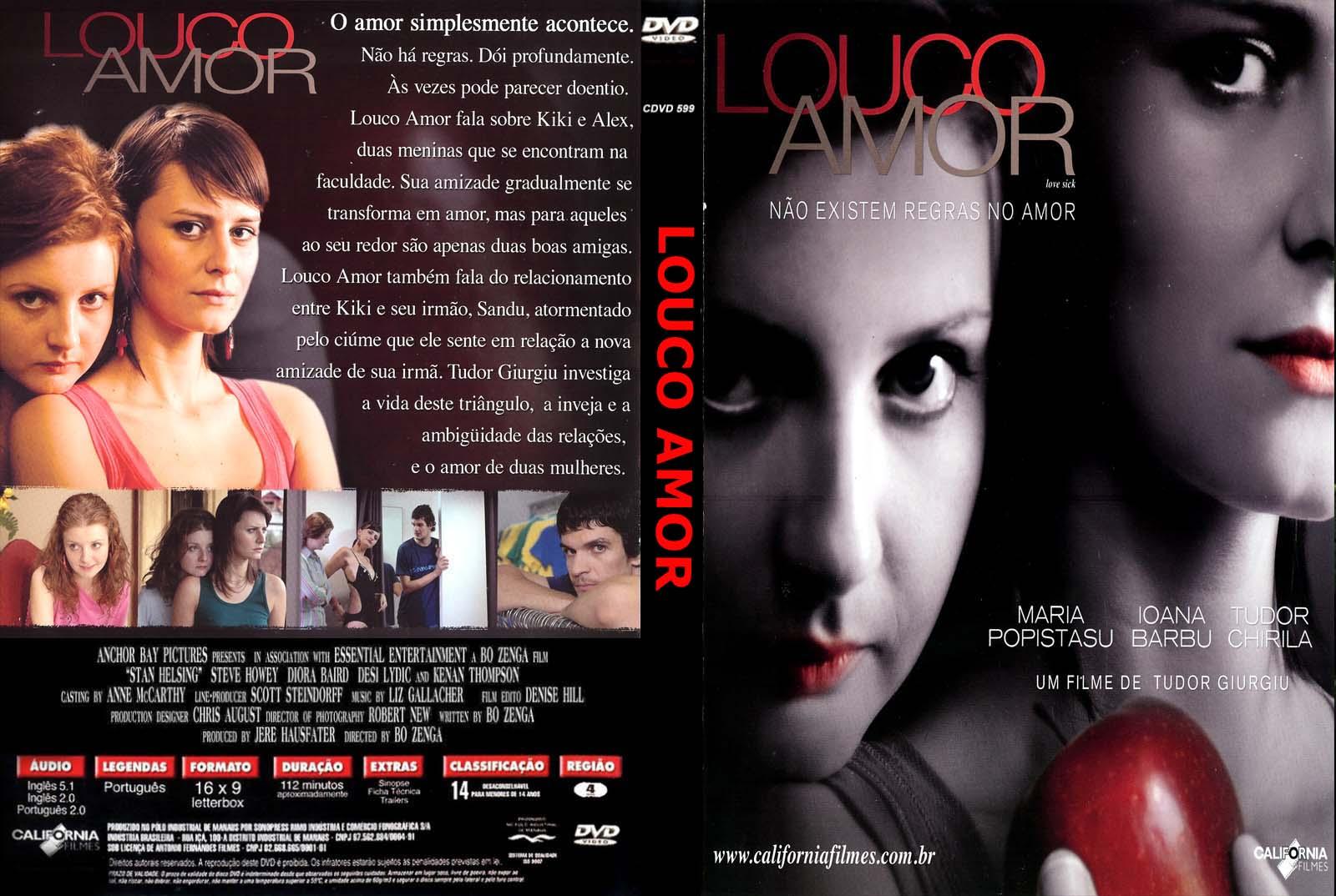 Louco Amor movie