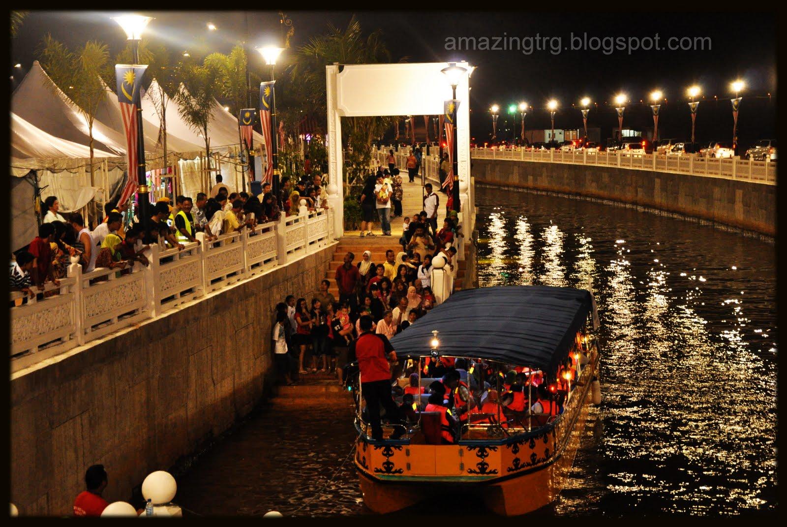 River Cruise Pulau Warisan Terengganu