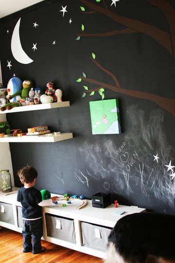 Children S And Kids Room Ideas Designs Inspiration: Dream Believe Love: Playroom Inspiration