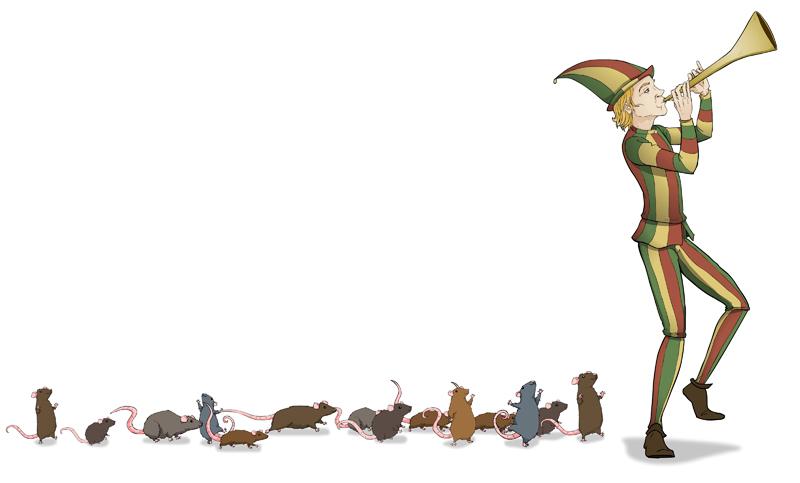Bunnypanda Illustrations