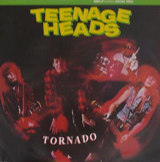 Raised On Canadian Radio Artist Teenage Head Album