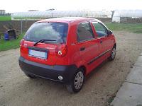 Andrea Urbini Homepage Chevrolet Matiz 800 Smile A Gpl