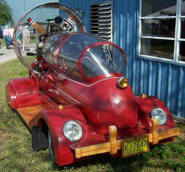 AJORBAHMAN'S COLLECTION: Really Strange Vehicles ! (Just