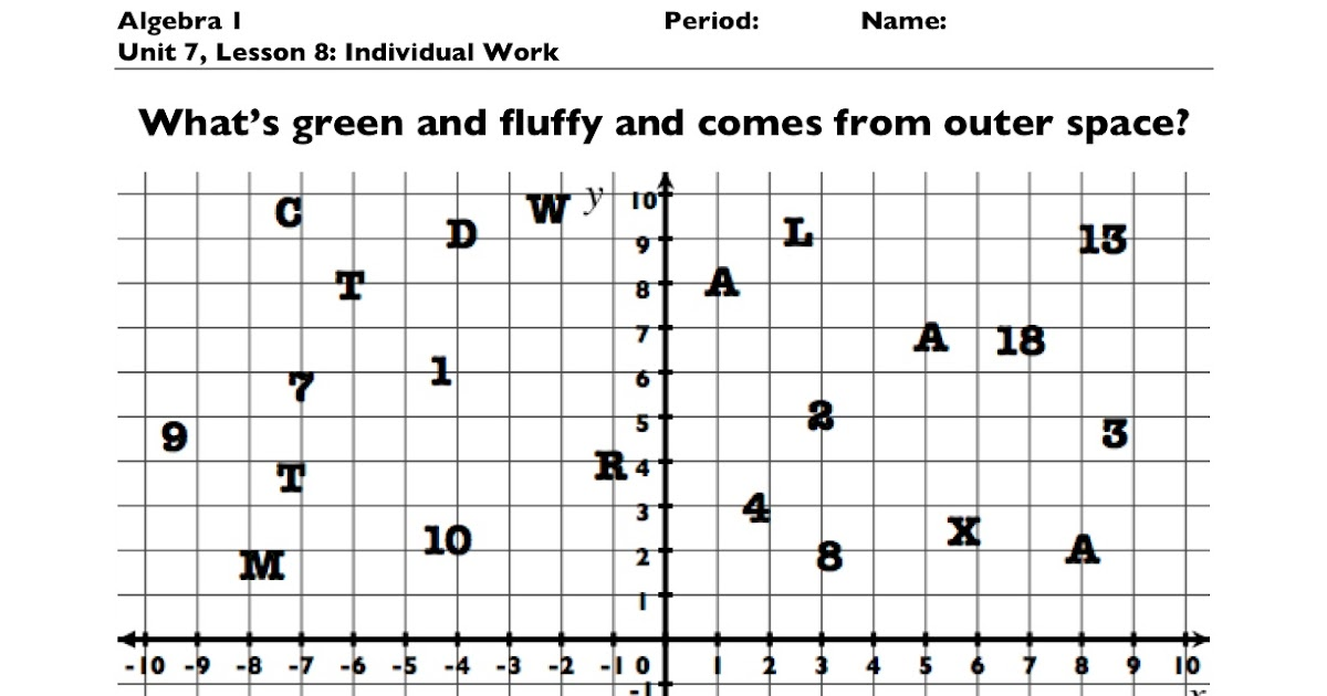 The Exponential Curve: Some fun(ish) worksheets