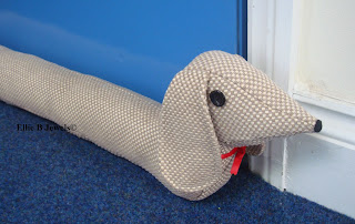 Hand knitted Max the sausage dog/draught excluder toy – READY TO SHIP. Looking like an oddly deflated sausage or an ageing draught excluder, it morphed into something like an. 5/5 A. This really is a fun pattern for Aussie Bush Babies!