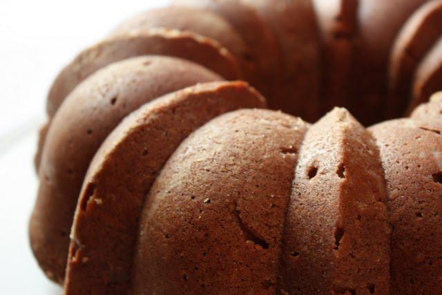 Southern Living Chocolate Sour Cream Pound Cake