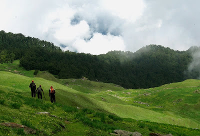Trekking Tour at Auli