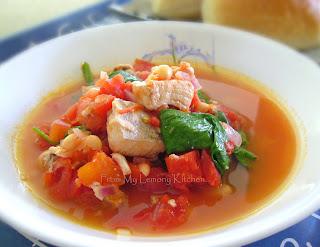 Sicillian stew