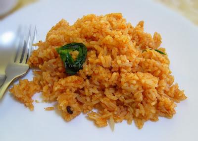 Nasi Tomato Part 1