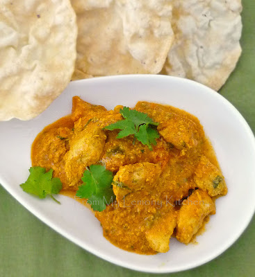 Butter Chicken and Menulog Voucher Giveaway