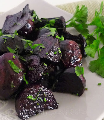 Roast Beetroot