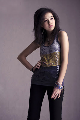 Vietnamese Models: Vietnamese Teen model Mie photos