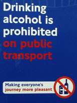 alcohol ban, anyone?