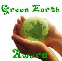 Proud Recipient of the Green Earth Award