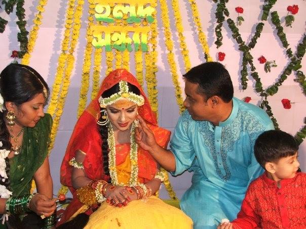 Bangladesh In Italy: Bengali Wedding