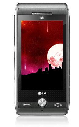 skype lg gx500