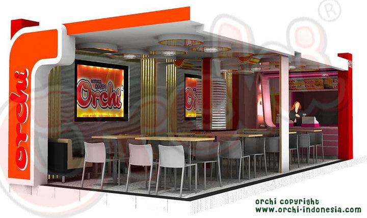 Kotak Interior Orchi Fried Chicken