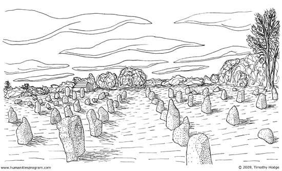The Humanities Program: Barrows, Henges and Megaliths