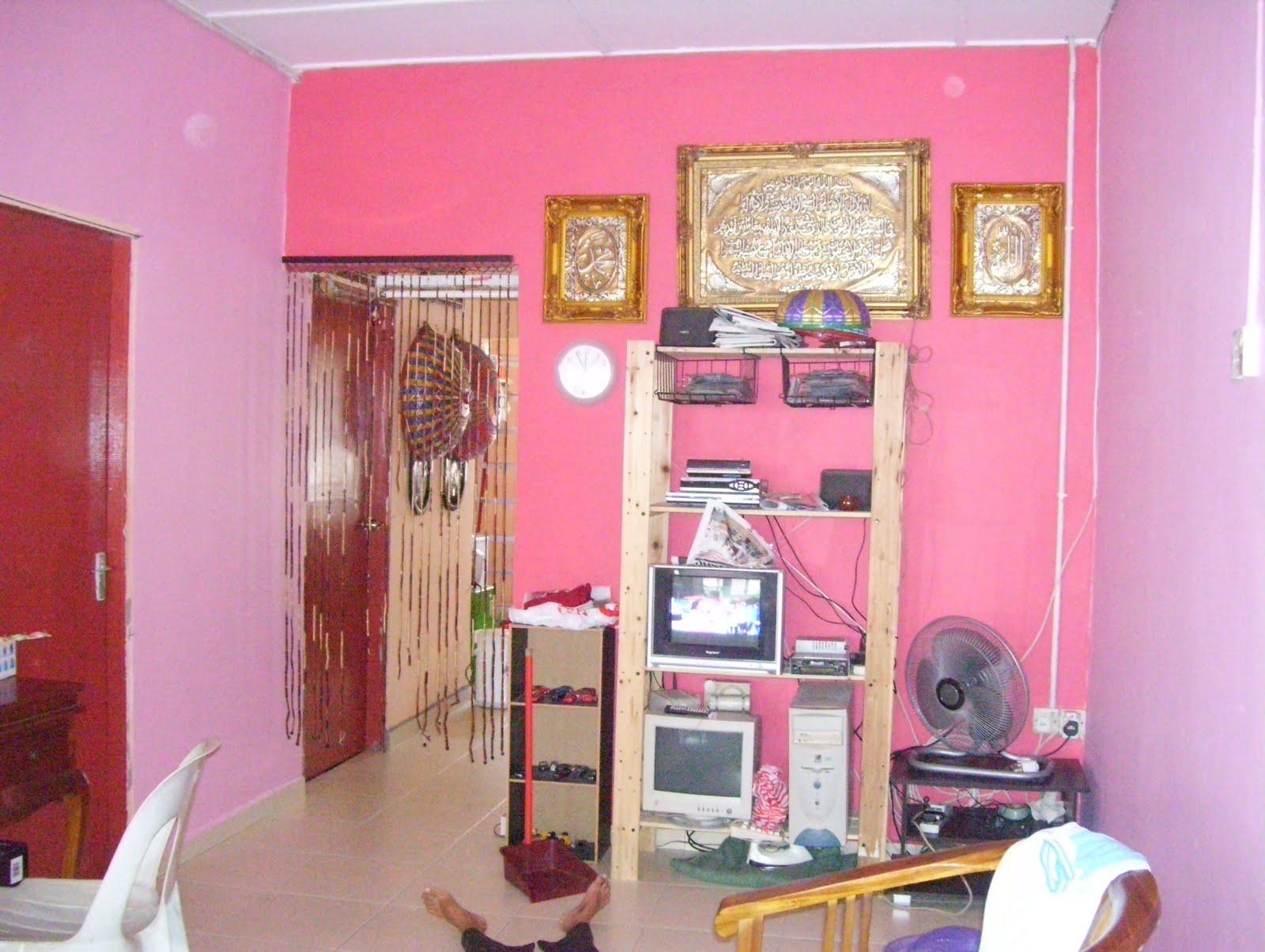 Inspirasi 20+ Cat Tembok Pink Fanta