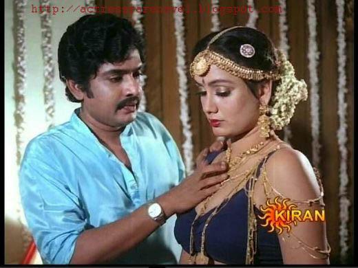Kerala Actress First Night Scene-8467