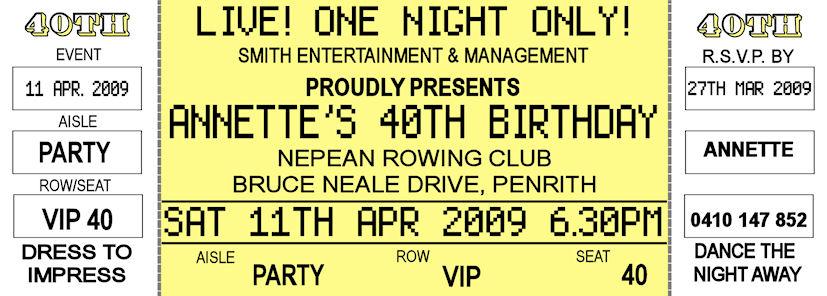 Concert Ticket Template Free concert ticket template free – Ticket Invite Template
