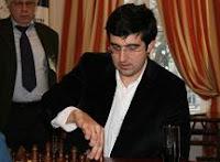 Kramnik gana el Memorial Tal 2007 de jedrez