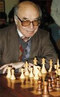 David Bronstein en ajedrez