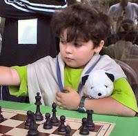 Illya Nyzhnyk ¿niño prodigio del ajedrez?