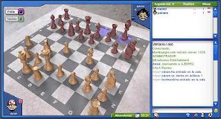 Jugar al ajedrez en Internet con mundijuegos