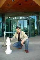 Ibrahim Khamrakulov ganador del XX Torneo de Ajedrez Villa de Benidorm 2007