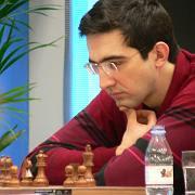 El campeón del mundo de ajedrez, Vladimir Kramnik