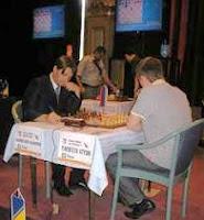 Partida Artyom Timofeev contra Alexander Morozevich en el Torneo de Ajedrez Bosna 2008