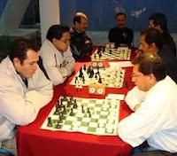 Torneo de ajedrez en preguntas y respuestas