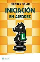 Libro Iniciación en ajedrez por Ricardo Calvo