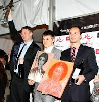 Shirov, Carlsen y Topalov, primero, segundo y tercero del M-Tel Masters de Ajedrez Sofia 2009