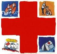 La Cruz Roja en el rincon solidario de Pepelu