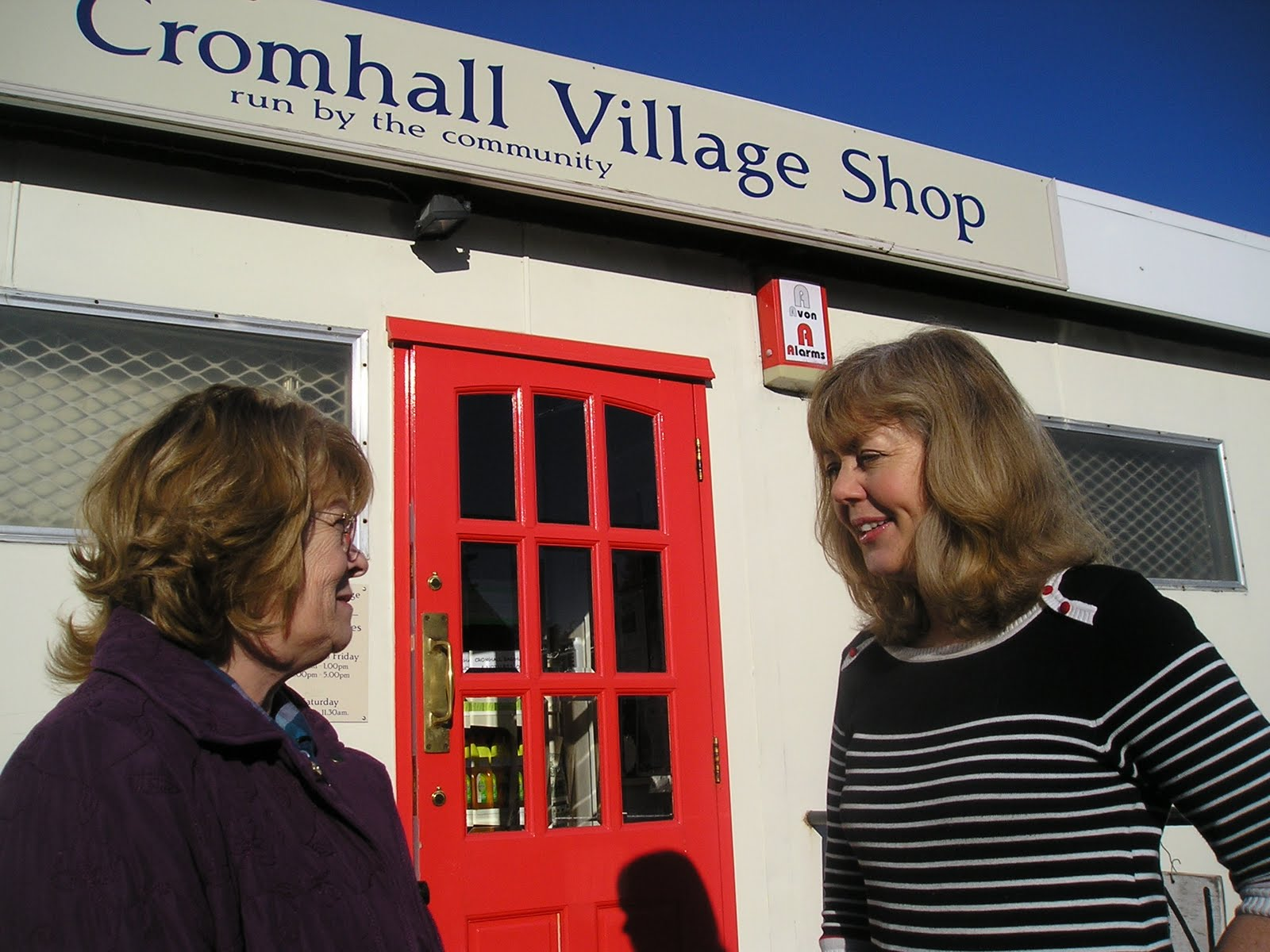 Focus On The Ladden Frome Area A New Village Hall And