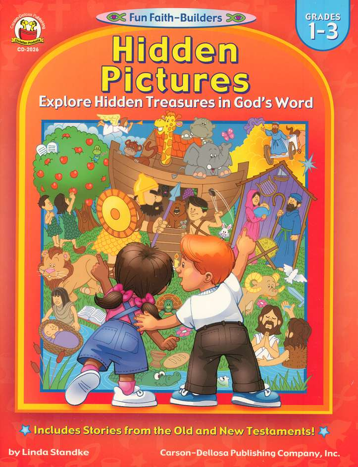 image about Bible Story Hidden Pictures Printable titled The Catholic Toolbox: Publications I Employ In just My Clroom