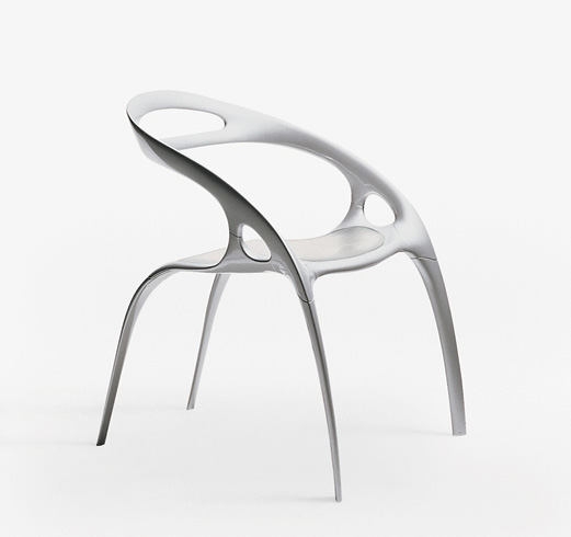 Go Chair By Ross Lovegrove Design Scene Fashion