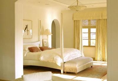 Colores para dormitorios - Color marfil en paredes ...