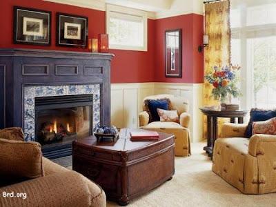 Colores para el sal n living o sala de estar - De que color pinto mi salon comedor ...