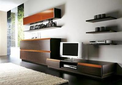 De qu color pintar las paredes con muebles de wengu PintoMiCasacom