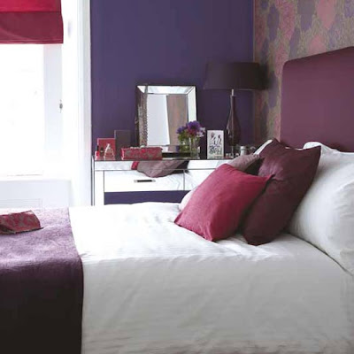 Feng shui elemento madera for Chambre blanc et violet