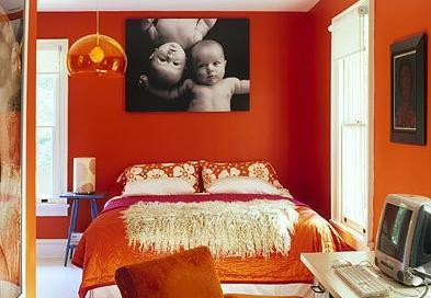 Feng shui elemento fuego for Feng shui fotos en el dormitorio