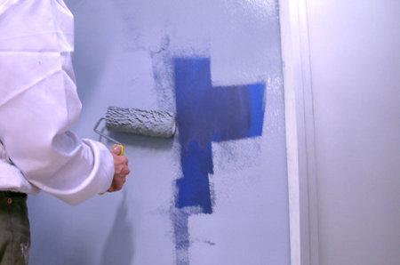 Efecto xido sobre paredes y objetos - Como tapar el gotele ...