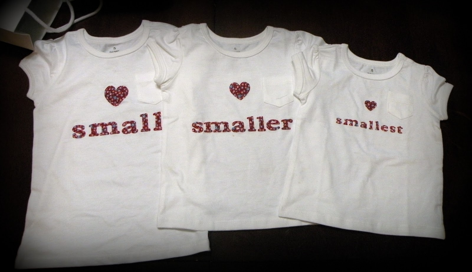 Baby Got Craft Small Smaller Smallest