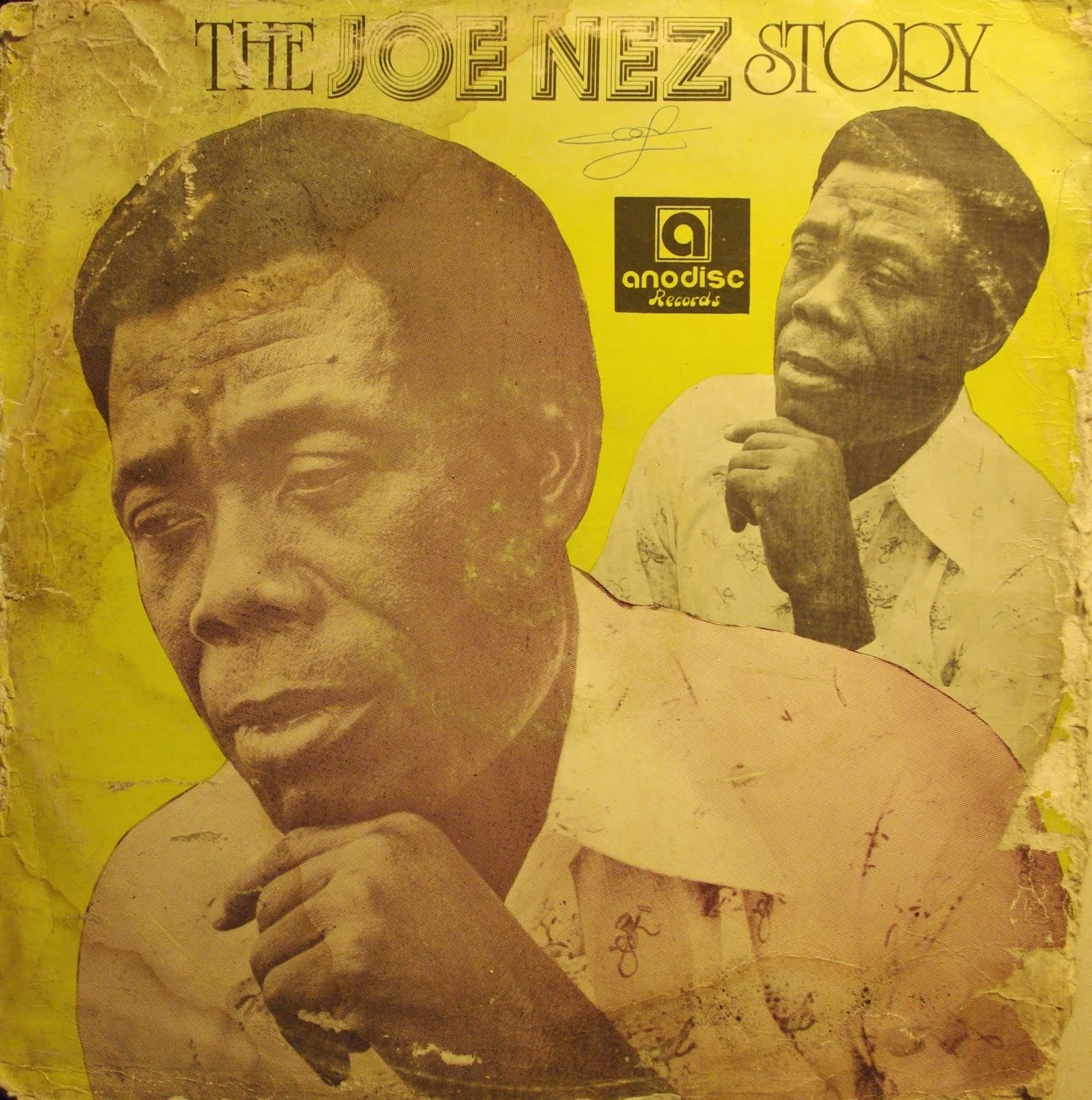 afrosouldescarga: Joe Nez and The Top Six LP (Nigeria