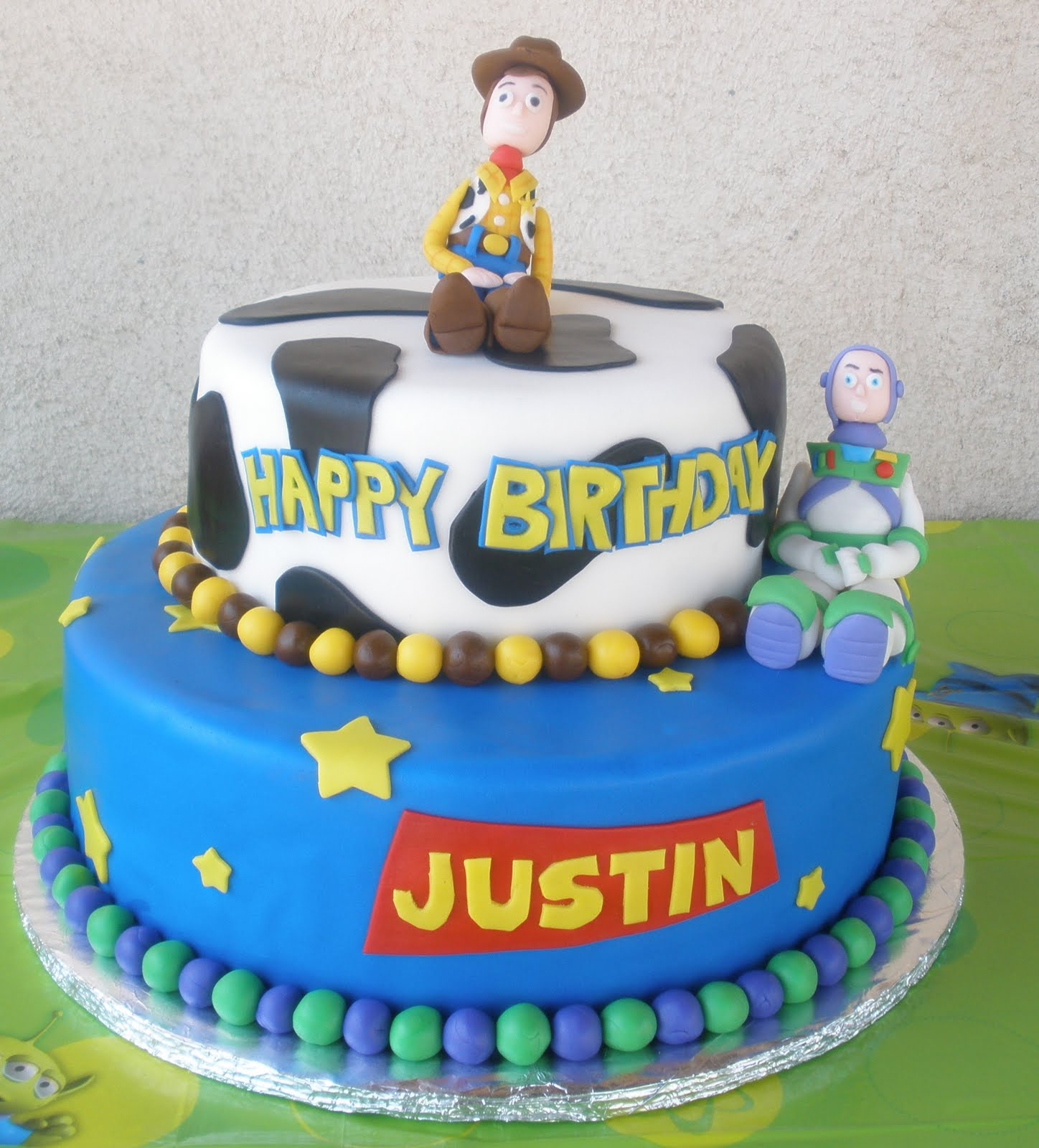 Cakes By Perla Toy Story Cake