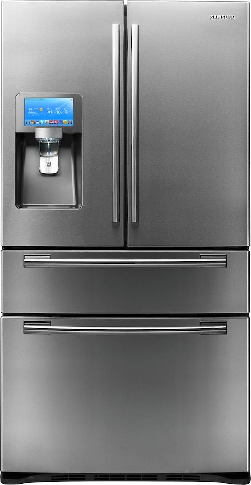Frigorifero Samsung Con Dispenser Acqua E Ghiaccio. Top ...