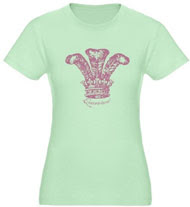 Queenie4ever Regal Crown<br>Jr. Jersey T-Shirt